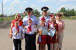 У юных инспекторов дорожного движения из школы №5 вновь первое место