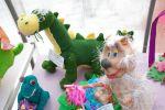 Конкурс творческих работ «Живые» динозавры»
