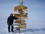 От Южного магнитного полюса до Котельнича всего 15688 километров