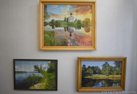 Юбилейная выставка в краеведческом музее