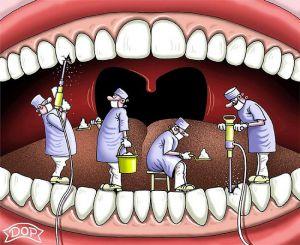 Десант спасёт зубы котельничан