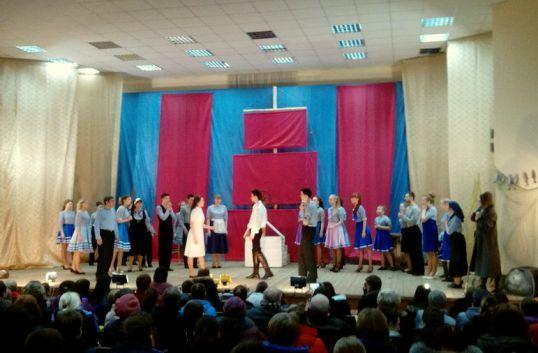 Театральная весна в Котельниче