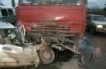 Три человека погибли в ДТП на Даровской