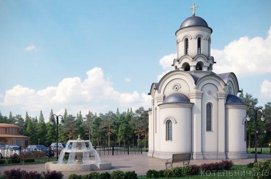 В Котельничском районе планируют построить часовню