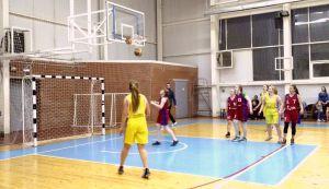 Результаты Первенства города по баскетболу