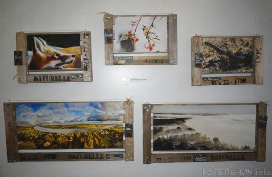 «Осенние мотивы» в краеведческом музее
