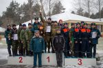 Котельничские спасатели победили в областных соревнованиях