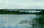 На моломском мосту погиб рабочий