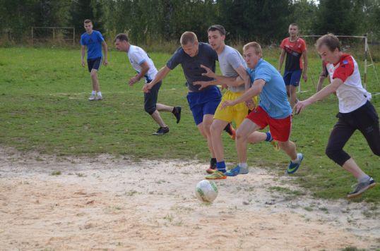Спортивные выходные в Макарье