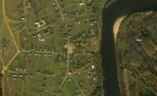 Котельничский район — фото со спутника