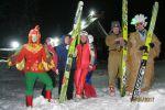 Карнавал летающих лыжников