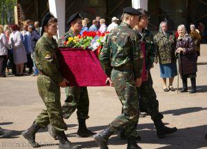 Разыскиваются родственники погибших бойцов