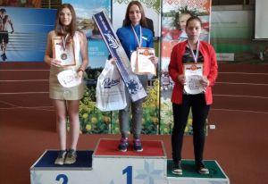 Серебряный призер Всероссийских соревнований