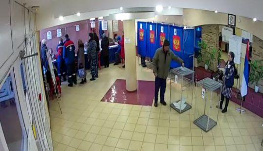 Ход выборов на 18:00