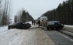 ДТП на автодороге Котельнич-Ленинское
