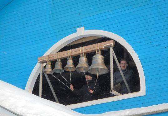 В Котельниче зазвучали колокола