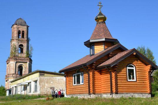 В Чистополье освятили храм